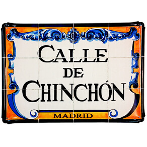 Calle de Chinchón, Madrid