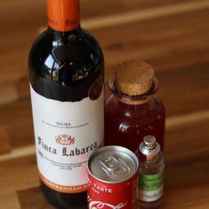 Ingredientes imprescindibles para el Kalimotxo