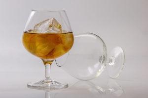 Sherry con hielo copa
