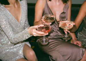Brandies y licores brindis
