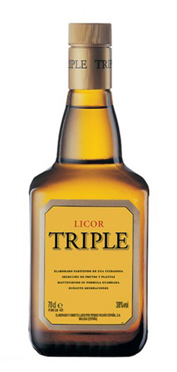 Triple Seco Licor Larios