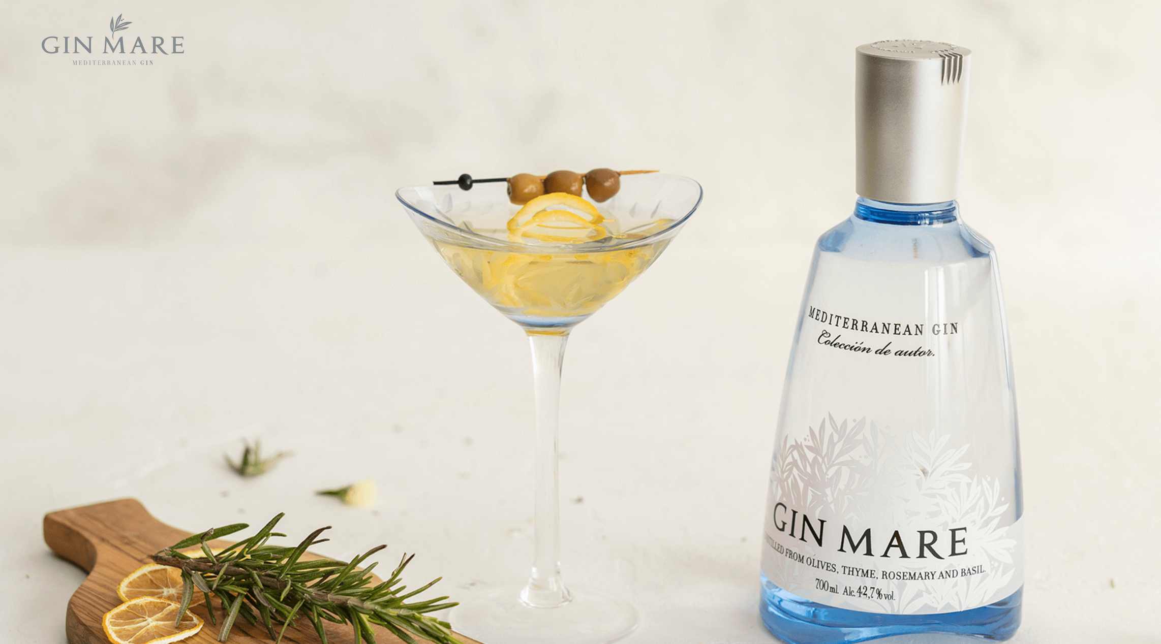 Mare Tini cocktail de Gin Mare