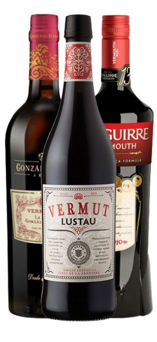 Pack Vermouth 2020
