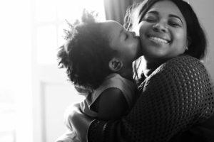 Hija y madre, puro amor