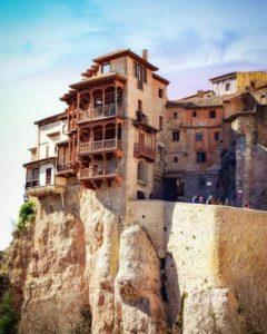 Casas tradicionas y emblemáticas de Cuenca