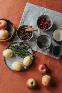 Licores elaborados con frutas