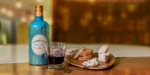 Vermouth Padró azul