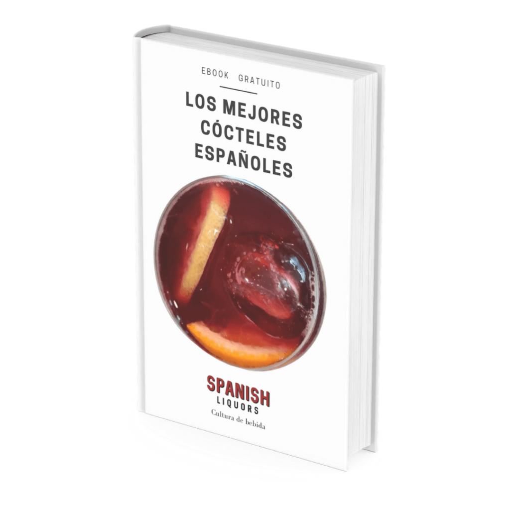 Libro Cócteles Españoles
